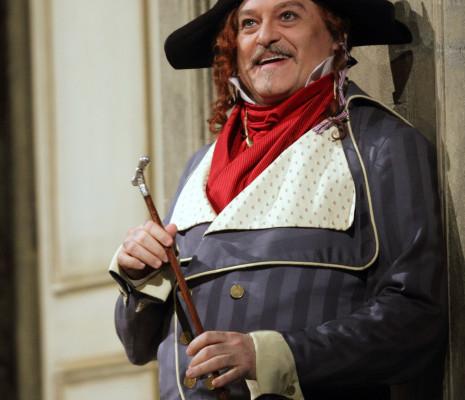 Carlo Bosi - Andrea Chénier par David McVicar