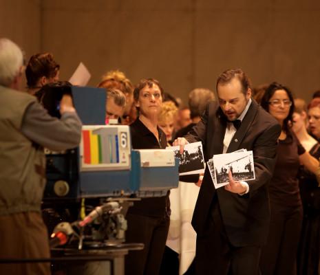 Franco Farina - Don Carlos par Peter Konwitschny