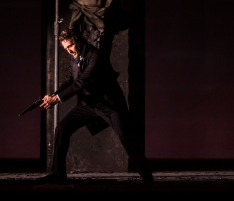 Mario Cassi - Les Puritains par Vincent Boussard