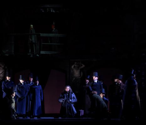 Zeno Popescu - Les Puritains par Vincent Boussard
