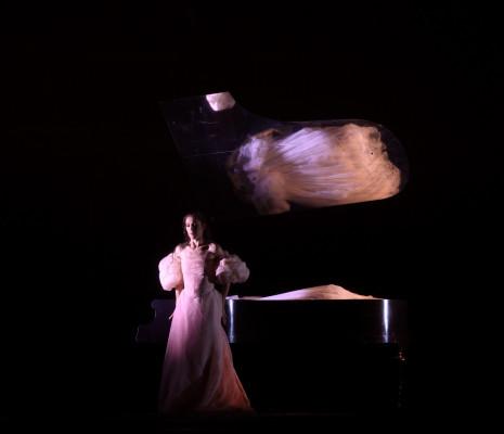 Zuzana Marková - Les Puritains par Vincent Boussard