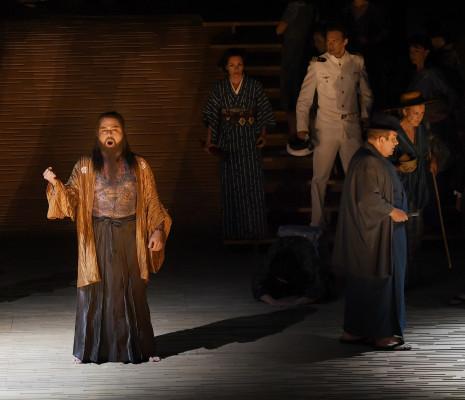 Nika Guliashvili - Madame Butterfly par Emmanuelle Bastet