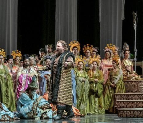 Kristian Benedikt & María Guleghina - Turandot par Roberto Oswald