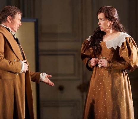 Simon Keenlyside & Julia Kleiter - Les Noces de Figaro par David McVicar