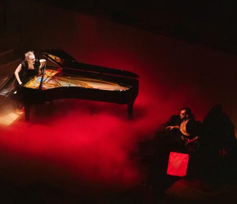 Alphonse Cemin et Damien Pass dans Samstag aus Licht
