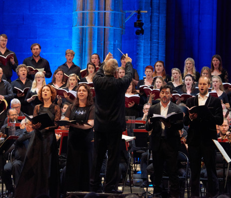 Lenneke Ruiten, Christine Rice, Charles Castronovo & Ashley Riches - Requiem de Verdi