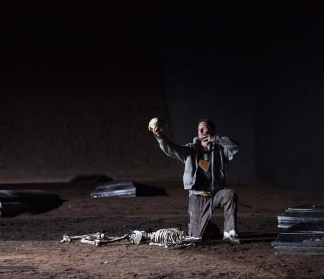 Bjorn Bürger dans la Flûte enchantée