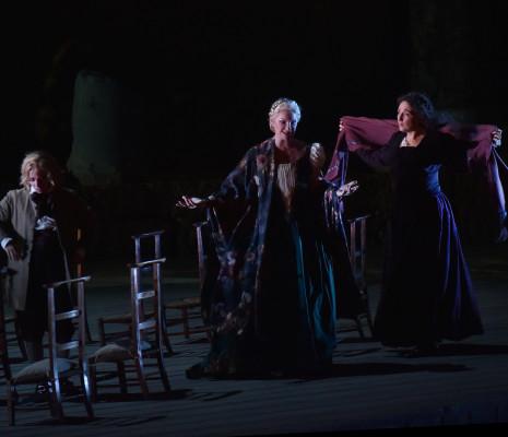 Jodie Devos, Annick Massis & Nora Gubisch - Guillaume Tell par Jean-Louis Grinda
