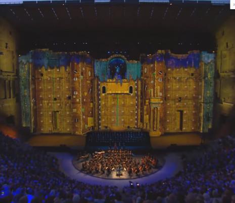 Symphonie n°9 Chorégies Orange 2017
