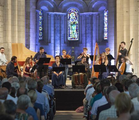 L'Achéron et Chantal Santon-Jeffery - Festival de Saintes 2019
