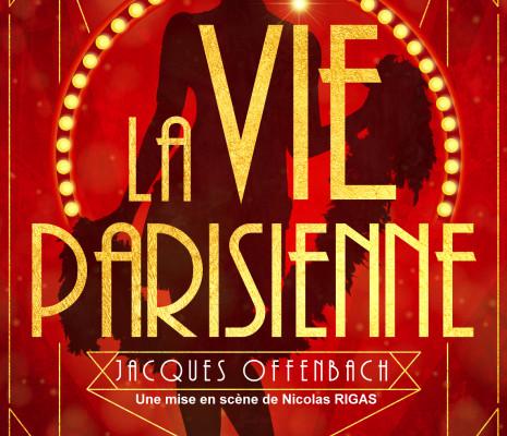 La Vie Parisienne par Nicolas Rigas