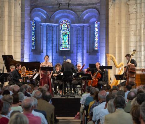 Lucile Richardot et Het Collectief (Festival de Saintes 2019)