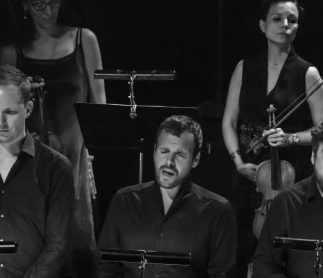 Benoît Arnould, Marc Mauillon et Nicholas Scott - Le Poème Harmonique - Les promenades musicales du Pays d'Auge