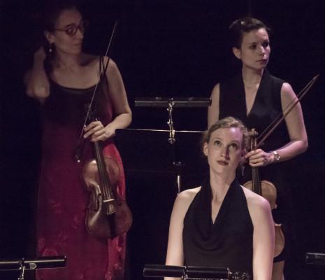 Deborah Cachet - Le Poème Harmonique - Les promenades musicales du Pays d'Auge