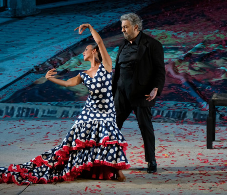 Nuit espagnole avec Placido Domingo