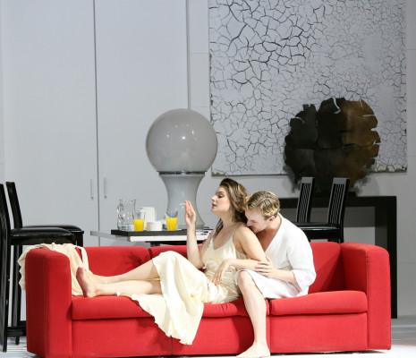 Benedetta Torre & Alasdair Kent - Le Mariage secret par Pier Luigi Pizzi