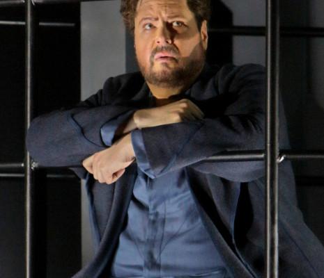 Stephen Gould - Tristan et Isolde par Katharina Wagner à Bayreuth
