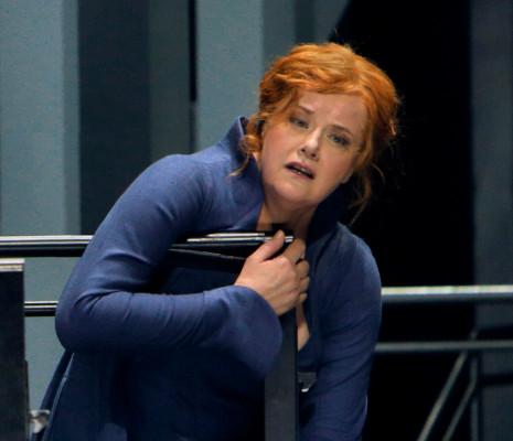 Petra Lang - Tristan et Isolde par Katharina Wagner à Bayreuth