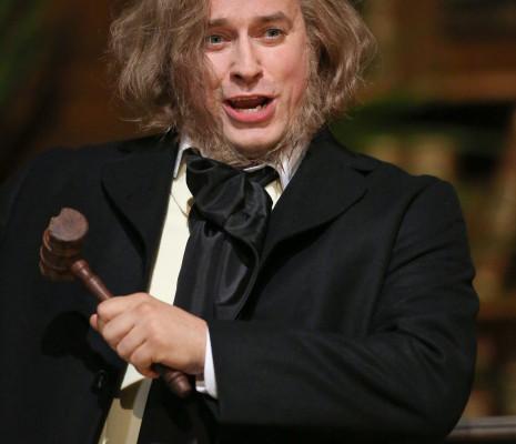 Daniel Behle - Les Maîtres Chanteurs de Nuremberg par Barrie Kosky à Bayreuth