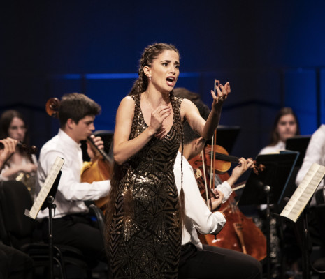 Maria Sardaryan - La Flûte enchantée à Verbier
