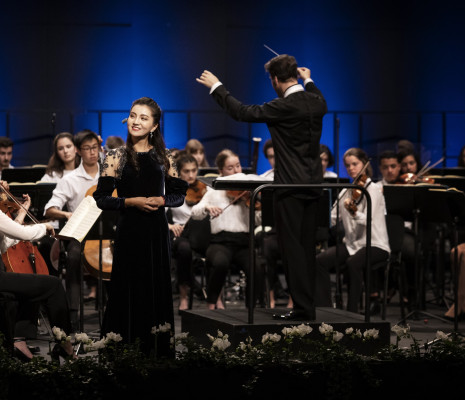 Meigui Zhang - La Flûte enchantée à Verbier