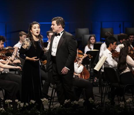 Meigui Zhang et Eric Ferring - La Flûte enchantée à Verbier
