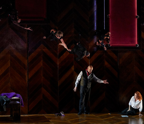 Quinn Kelsey et Ekaterina Bakanova - La Traviata par Paco Azorín au Festival Peralada