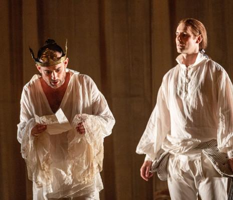 Johannes Weisser et Martin Vanberg  - Ariodante par Nicola Raab