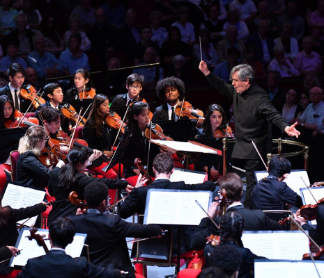 Antonio Pappano et National Youth Orchestra of the USA - BBC Proms 2019