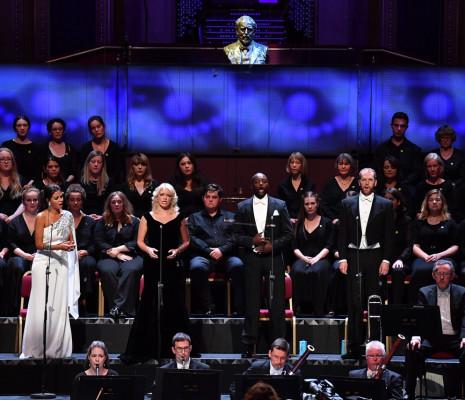 Fatma Said, Kathryn Rudge, Sunnyboy Dladla et David Shipley - BBC Proms 2019