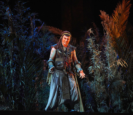 Vitaliy Bilyy - Aida par Jean-Christophe Mast