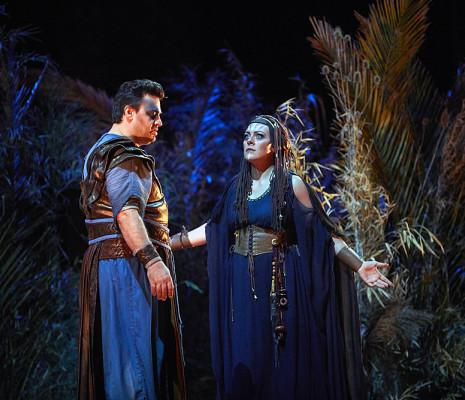 Irakli Kakhidze & Elena Guseva - Aida par Jean-Christophe Mast