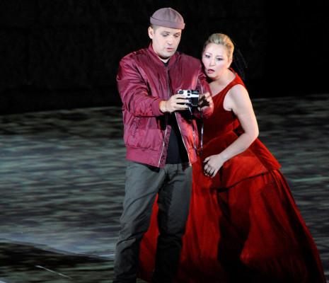 Adrian Sâmpetrean & Karine Deshayes - Don Giovanni par Davide Livermore