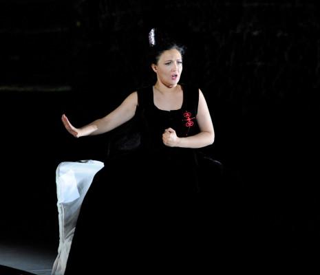 Mariangela Sicilia - Don Giovanni par Davide Livermore