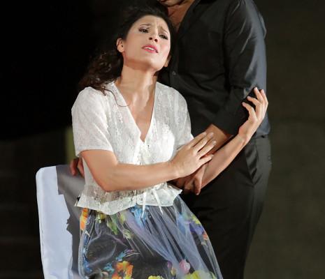 Annalisa Stroppa & Erwin Schrott - Don Giovanni par Davide Livermore
