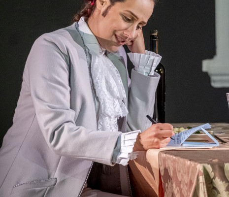 Marie Seidler - Ottone par Anna Magdalena Fitzi