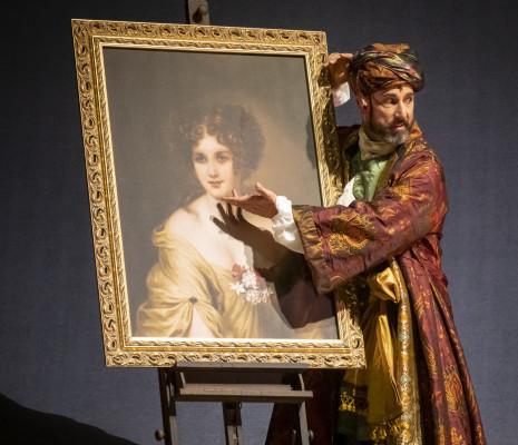 Federico Sacchi - La Dori par Stefano Vizioli