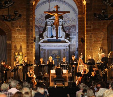 Vêpres de la Vierge de Cozzolani à Sablé-sur-Sarthe