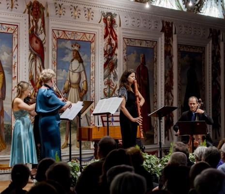 Dorothee Oberlinger & Ensemble Castor