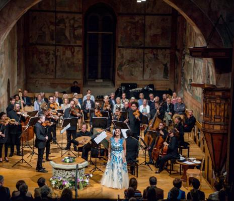 Cecilia Bartoli, Les Musiciens du Prince-Monaco, Andres Gabetta