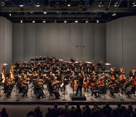 Case Scaglione & Orchestre national d'Île-de-France