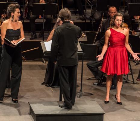 Stéphanie d'Oustrac & Olivia Doray