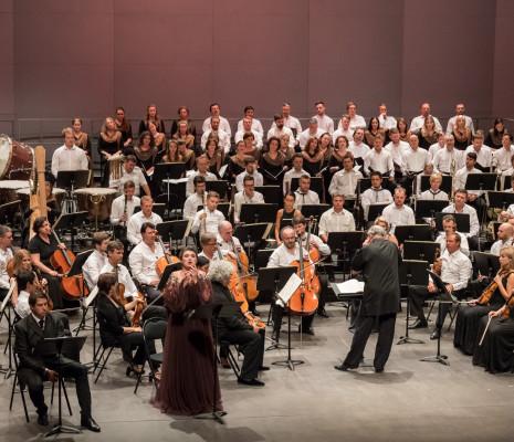 Alexander Mikhailov & Yuliya Matochkina - Orchestre et Chœur du Théâtre Mariinsky de Saint-Pétersbourg