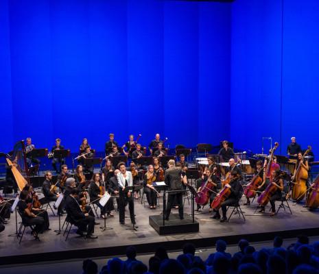 Stéphanie d'Oustrac & Orchestre de Chambre de Paris
