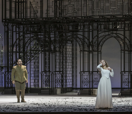 Javier Camarena & Elsa Dreisig - Les Puritains par Laurent Pelly