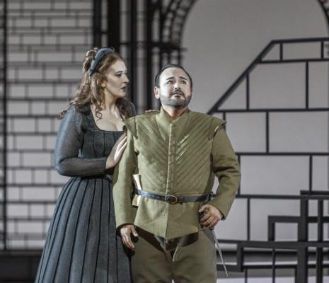 Gemma Ní Bhriain & Javier Camarena - Les Puritains par Laurent Pelly