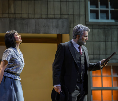 Svetlana Aksenova & Mario Cassi - Madame Butterfly par Stefano Mazzonis di Pralafera
