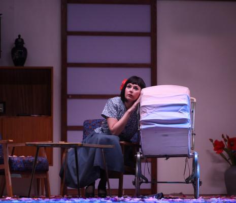 Svetlana Aksenova - Madame Butterfly par Stefano Mazzonis di Pralafera