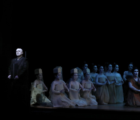 Rodolphe Briand - Madame Butterfly par Robert Wilson