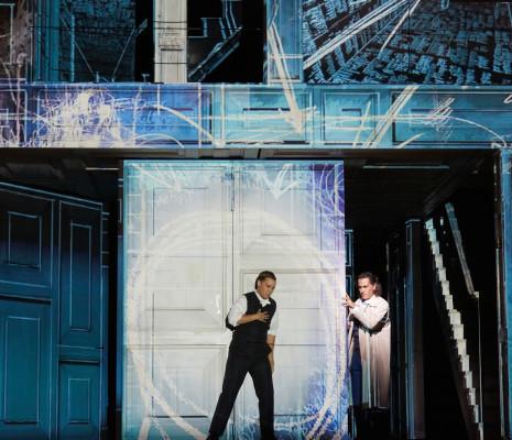 Leon Kosavic & Erwin Schrott - Don Giovanni par Kasper Holten